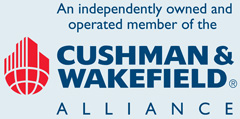 An independently owned and operated member of the Cushman Wakefield Alliance