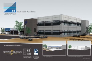 BE Aerospace expansion PICOR Rio West