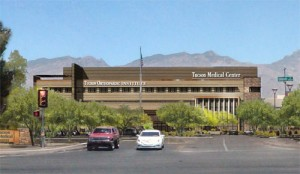 TMC West Pavilion Tucson Orthopedic Institute
