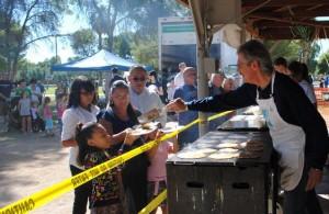 PICOR Charitable Foundation 2011 pancake breakfast