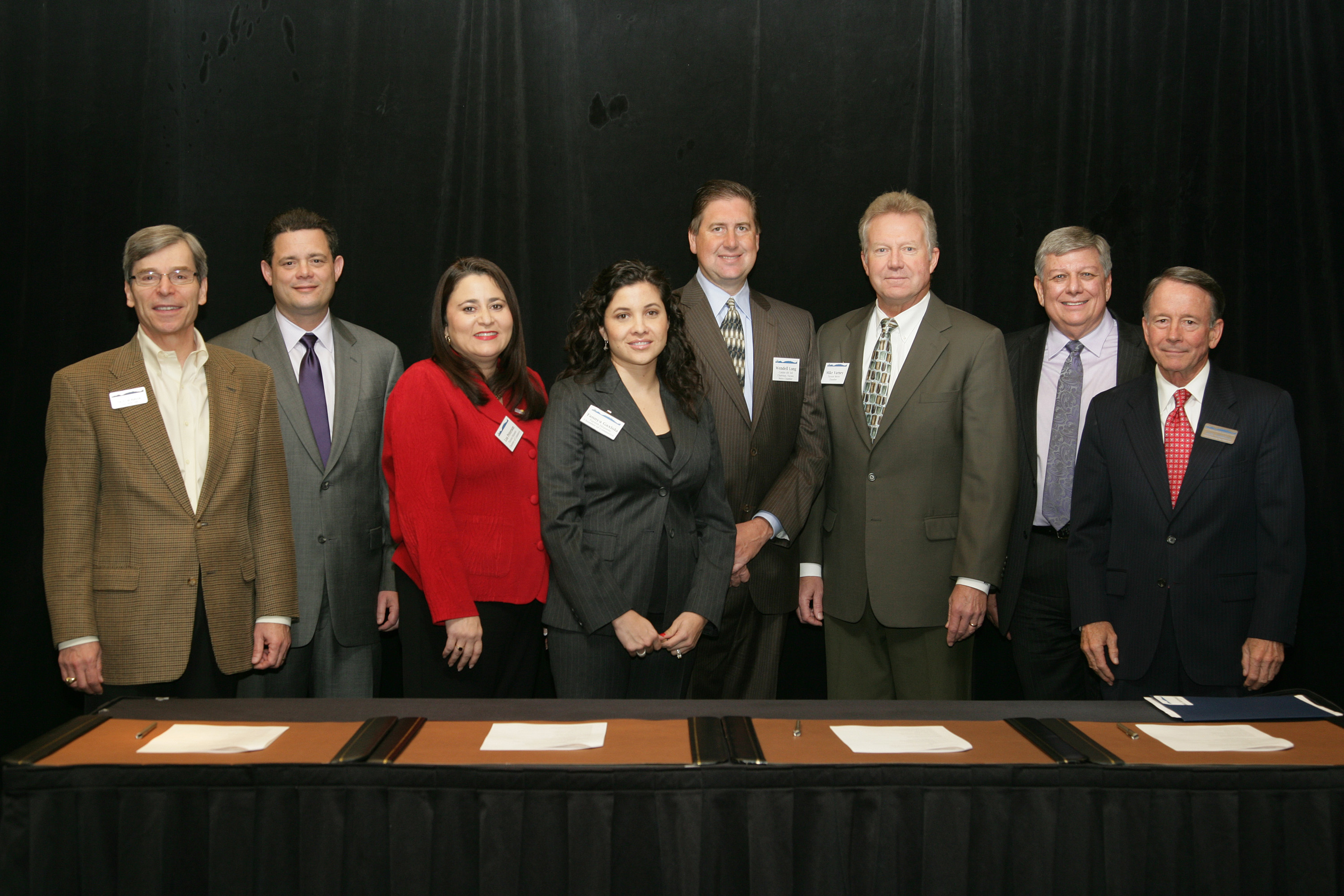 Tucson Business Organizations Signing Group