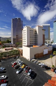 Downtown Tucson Caylor Office Development
