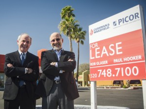 Rick Kleiner & Rob Glaser Cushman & Wakefield PICOR Commercial Real Estate